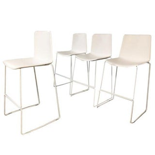 Pedrali #899 Tweet Barstools - Set of 4