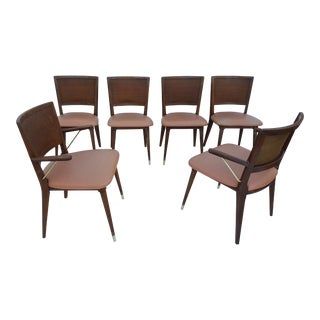 John Widdicomb Dining Chairs - Set of 6