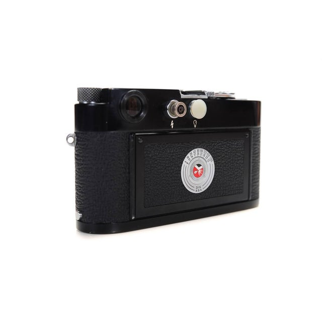Leica M3 Black 1959 Pro Rangefinder Camera - Image 4 of 9