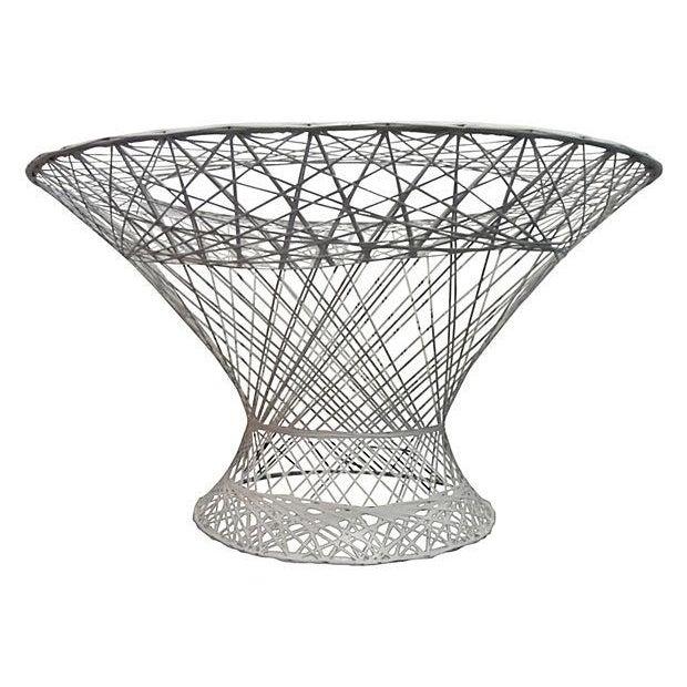 Image of Large Fiberglass Table Base