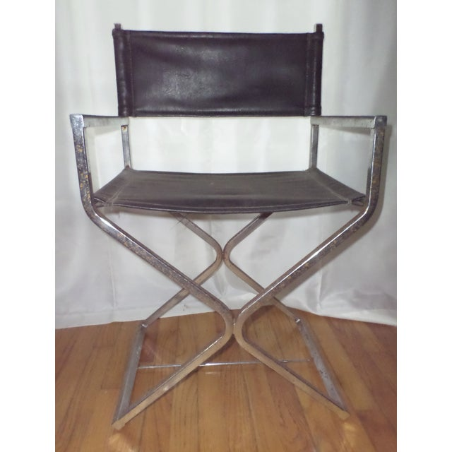 Directors Chairs - Mid Century Modern - Trio - Image 10 of 11