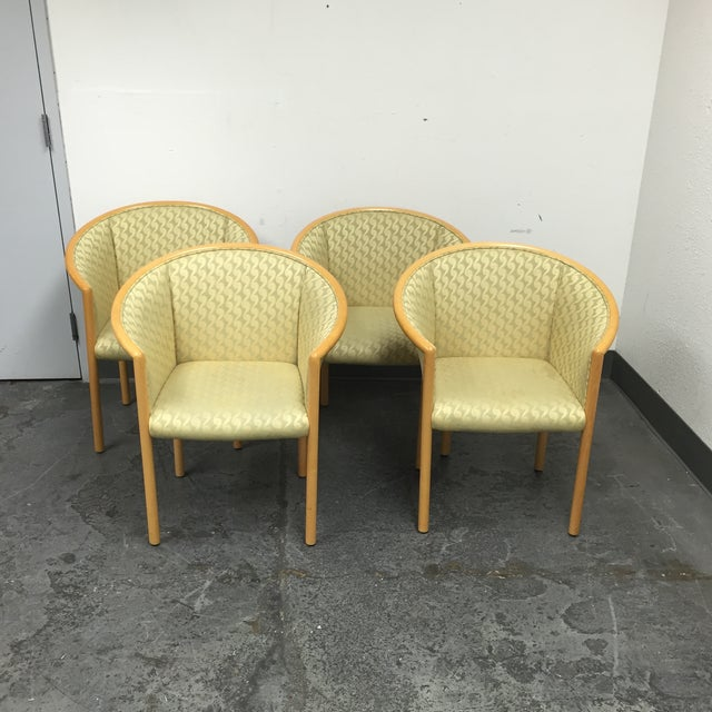 Brayton International Jodie Chairs - Set of 4 - Image 2 of 11