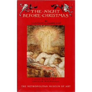 Night Before Christmas: Illustrated by A. Rackham