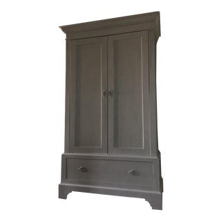 Nordic Style Skoaholm Swedish Armoire