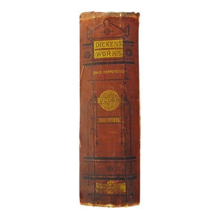 "David Copperfield, Charles Dickens ""Dickens Works"" Book"