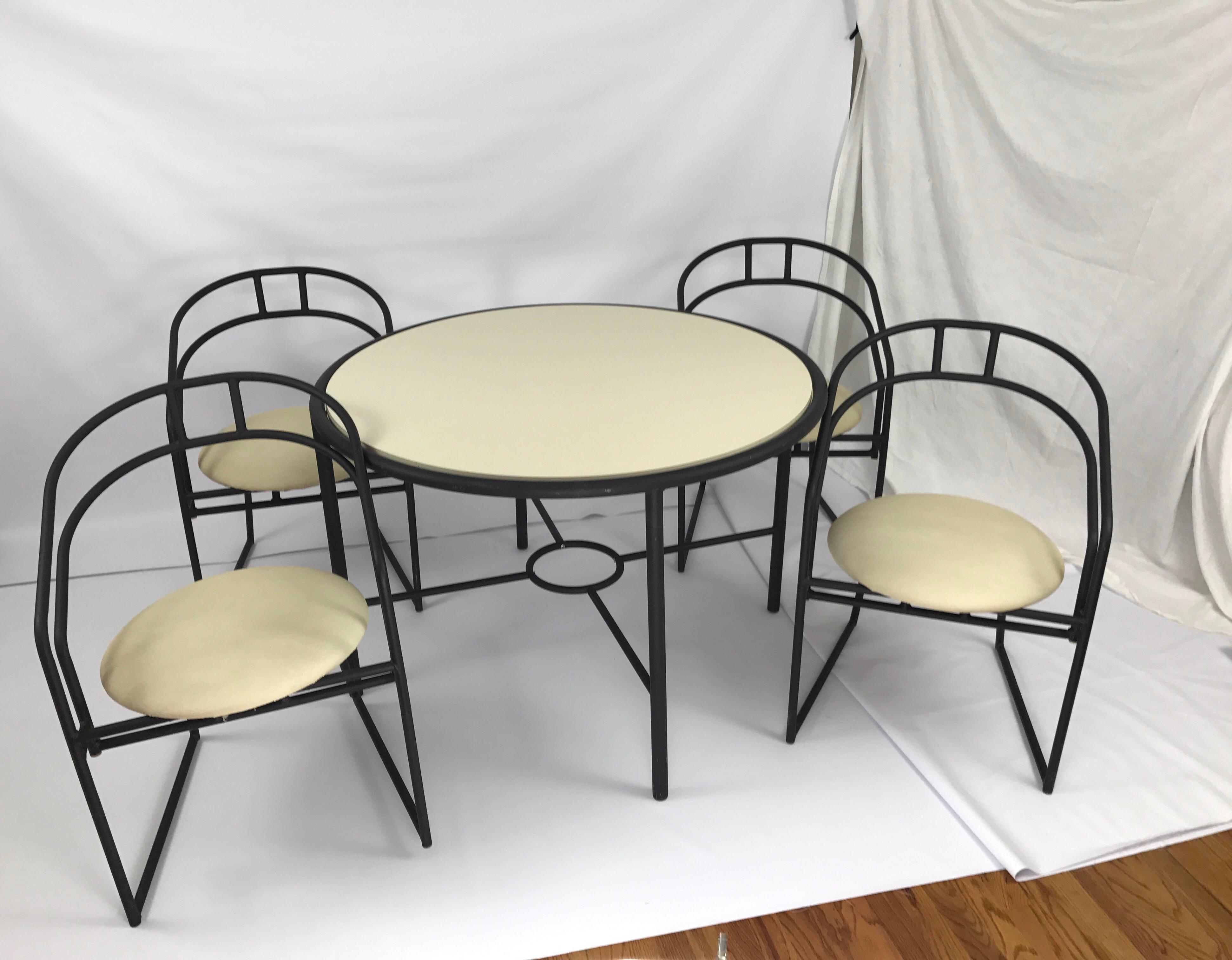 Amazing Vintage Cal Style Furniture Dining Set   Image 2 Of 11