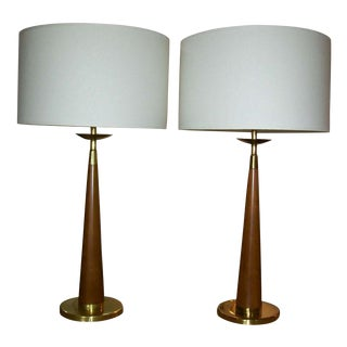 Pair of Table Lamps by Rembrandt