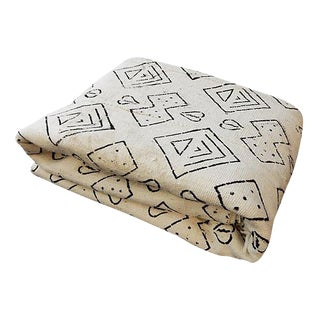 Geometric Mud Cloth Textile