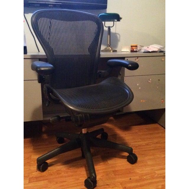 Herman Miller Aeron Office Chair Chairish
