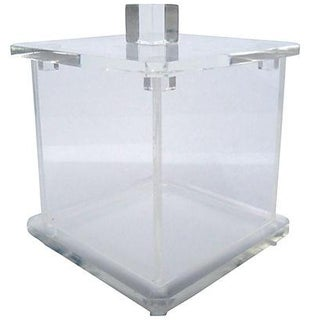 Square Box Ice Holder or Storage