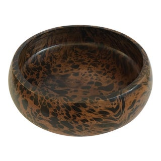 Exotic Wood Bowl