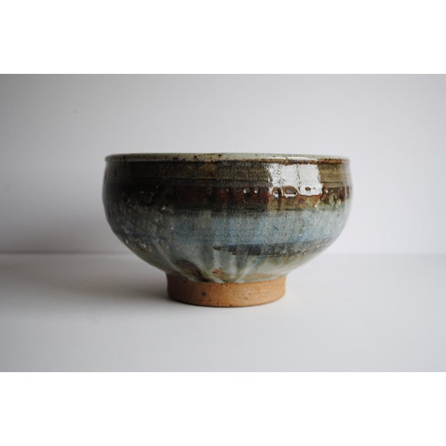 Image of 1970s Studio Pottery Bowl