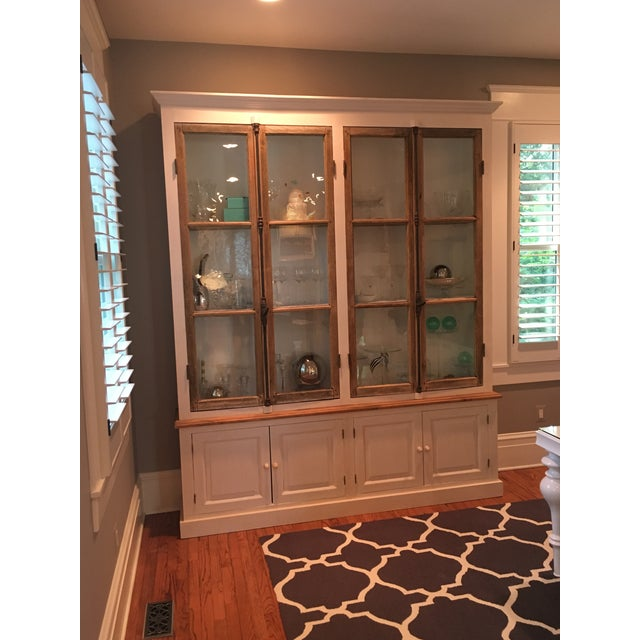 French Style Display Cabinet - Image 6 of 7