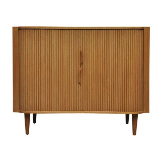 Dunbar Tambour Door Chest by Edward Wormley