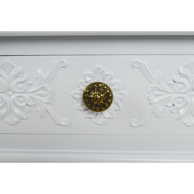 Image of Fretwork Chippendale Console