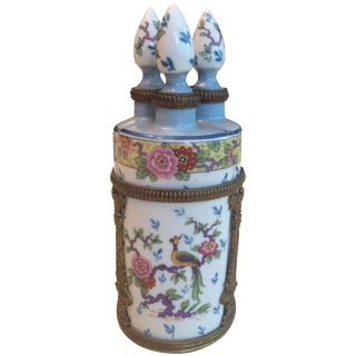 Round Antique French Perfumerie