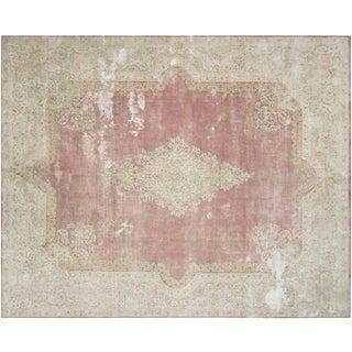 """Vintage Persian Kerman Rug -- 10'11 x 13'5"""""""