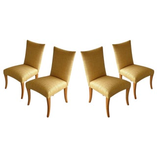 John Hutton for Donghia Side Chairs - Set of 4