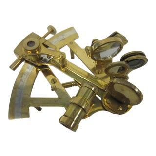 Small Brass Nautical Compass