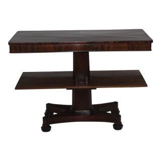 19th Century English Butler's Table
