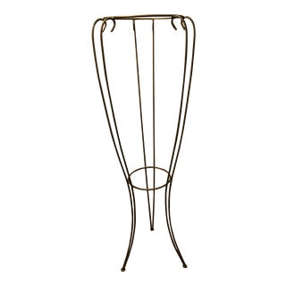 Wire Frame Plant Stand