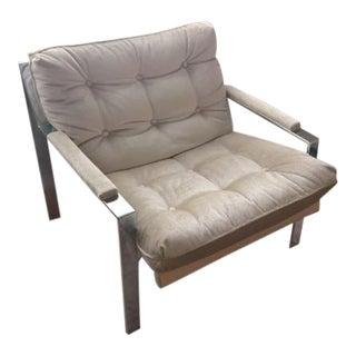 Vintage Milo Baughman Armchair