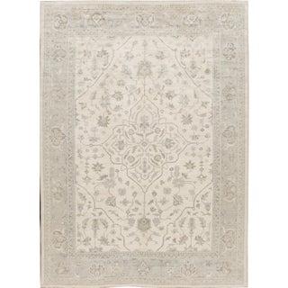 """Apadana - Turkish Style Oushak Rug, 10'1"""" x 13'6"""""""