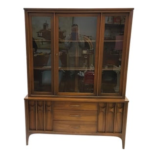 Kent Coffey Mid-Century Perspecta China Cabinet
