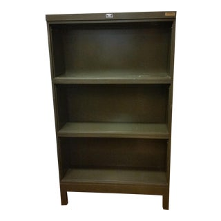 Industrial Open Stacking Bookcase