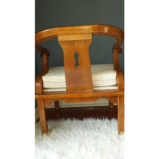 James Mont Style Chairs - A Pair - Image 6 of 8
