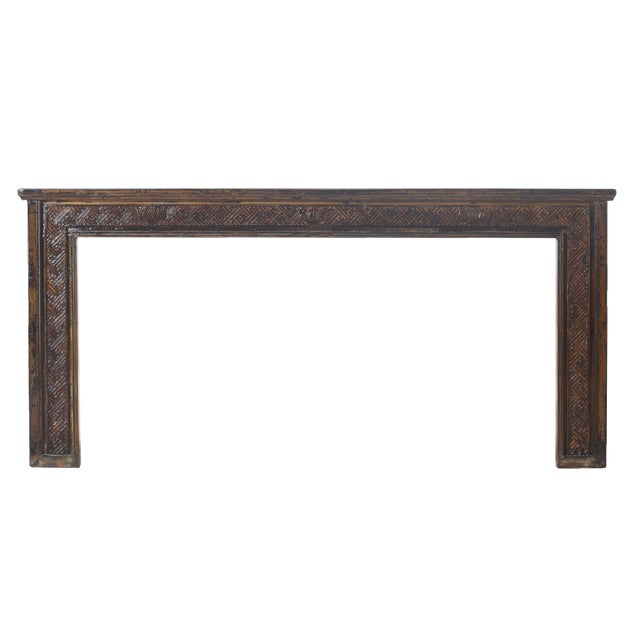 Vintage Sarreid LTD Chinese Altar Style Console Table - Image 2 of 3