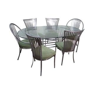 Shaver Howard Steel Dining Set