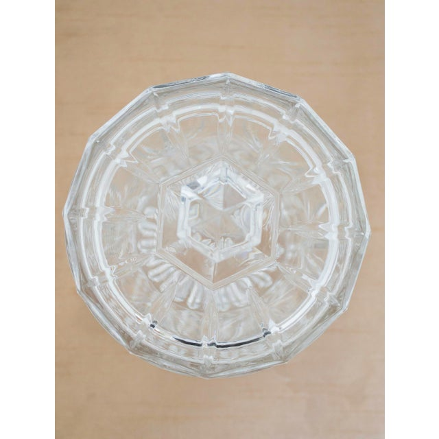 Lead Crystal Ice Bucket With Lid - Image 5 of 6