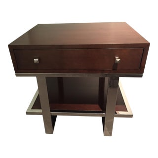 Swaim One Drawer Side Table