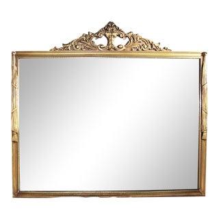 Antique Louis XVI Federal Mirror