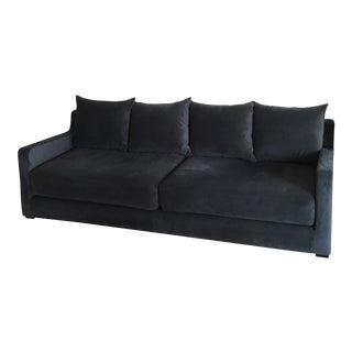 Gus* Modern Flipside Velvet Sofa