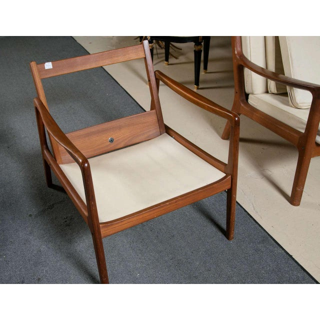 Ole Wanscher Teak Lounge Chair for John Stuart - Image 9 of 9