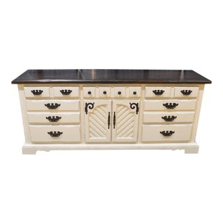 Thomasville Shabby Cottage Chic Dresser