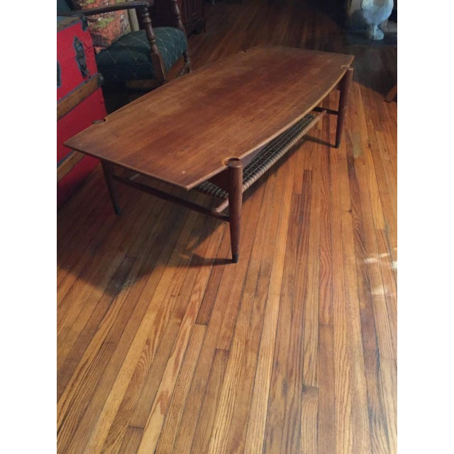 Dux Mid-Century Coffee Table