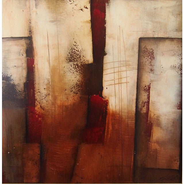Jacek Rudnicki Abstract Painting - Image 2 of 6