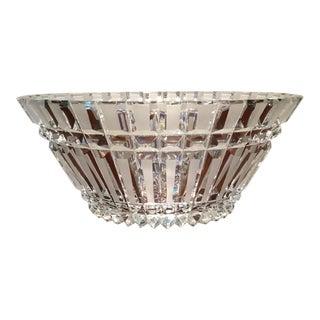 Vintage Russian Crystal Bowl