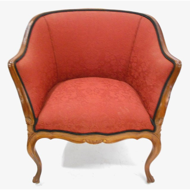 Early 20th Century Swedish Bergere Chair - Image 3 of 5