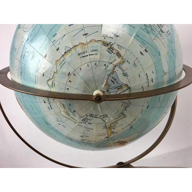 Vintage Globemaster Legend World Globe - Image 7 of 8
