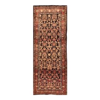 "Apadana - Vintage Persian Hamadan Rug, 3'2"" x 9'9"""