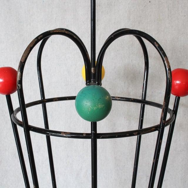 Image of Mid-Century Atomic Gumball Umbrella Stand