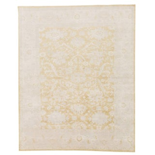 Ethan Allen Gold & Gray Sultanabad Rug - 12′ × 16′