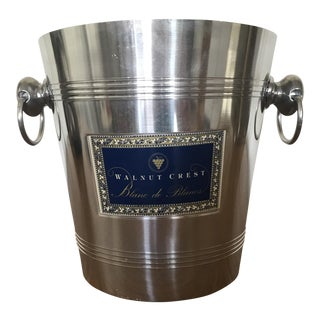 Walnut Creek Aluminum Champagne Buckets