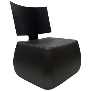 Pascal Mourgue Architectural Slipper Chair
