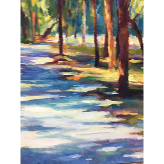 Lowcountry Landscape Oil Painting - Image 5 of 7