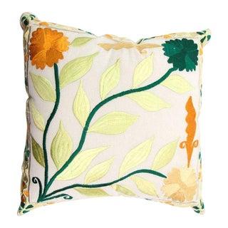 Floral Rabati Pillow